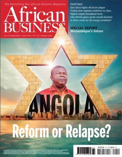 African Business tarjous African Business lehti