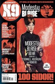 Agent X9 6 nro tarjoukset