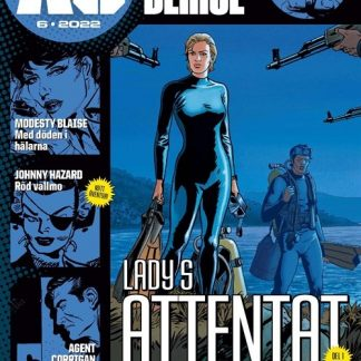 Agent X9 tarjous Agent X9 lehti