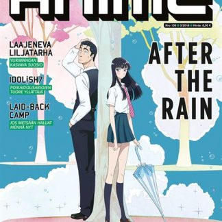 Anime tarjous Anime lehti