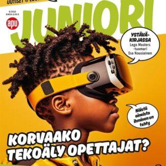 Apu Juniori tarjous Apu Juniori lehti