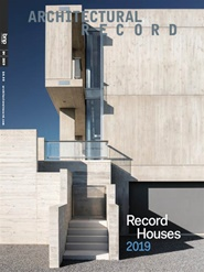 Architectural Record 12 nro tarjoukset