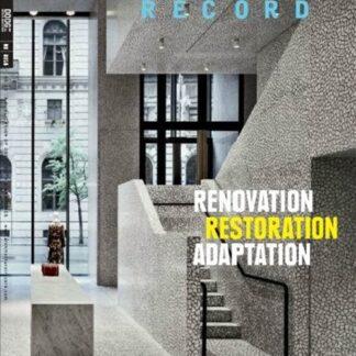 Architectural Record tarjous Architectural Record lehti