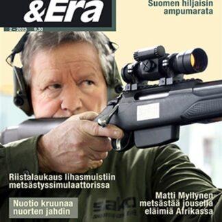 Ase & Erä tarjous Ase & Erä lehti