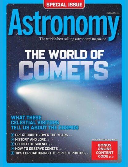 Astronomy tarjous Astronomy lehti