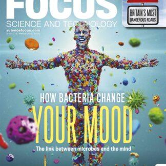 BBC Focus tarjous BBC Focus lehti