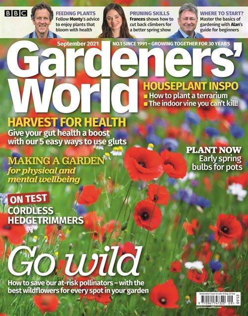BBC Gardeners' World tarjous
