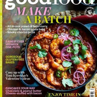 BBC Good Food tarjous BBC Good Food lehti