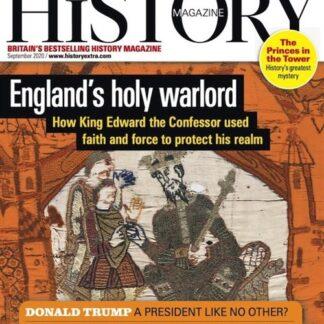 BBC History tarjous BBC History lehti