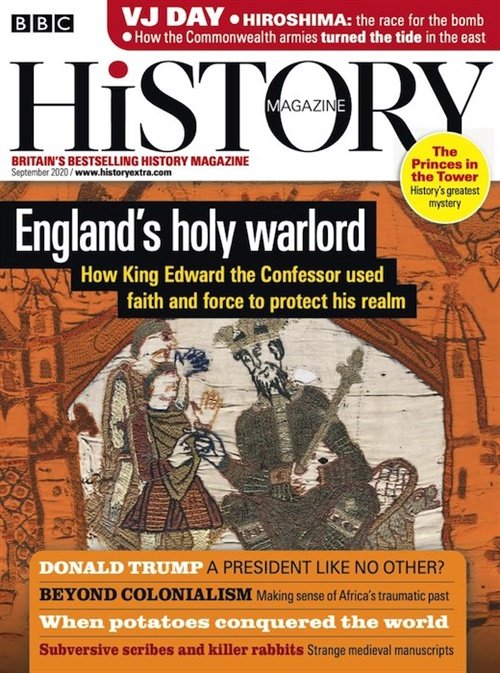 BBC History tarjous