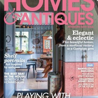 BBC Homes & Antiques tarjous BBC Homes & Antiques lehti