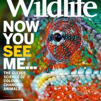 BBC Wildlife tarjous BBC Wildlife lehti