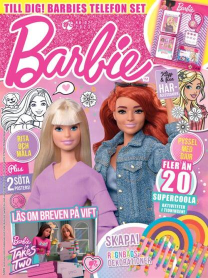 Barbie tarjous Barbie lehti