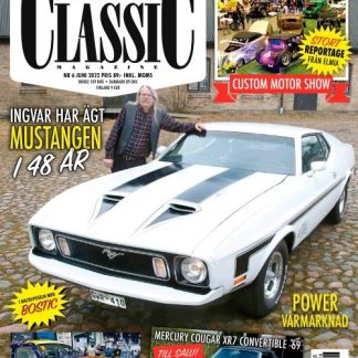 Bilsport Classic tarjous Bilsport Classic lehti