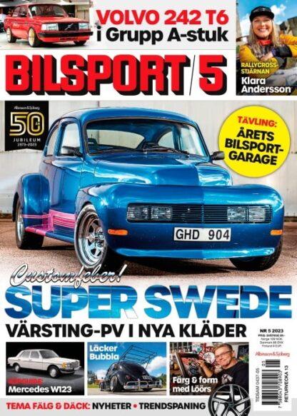 Bilsport tarjous Bilsport lehti