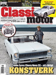Classic Motor 3 nro tarjous