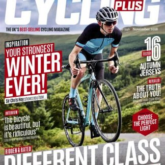 Cycling Plus tarjous Cycling Plus lehti