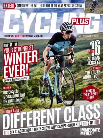 Cycling Plus tarjous Cycling Plus lehti