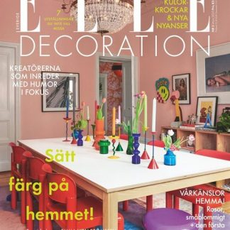 Elle Decoration tarjous Elle Decoration lehti