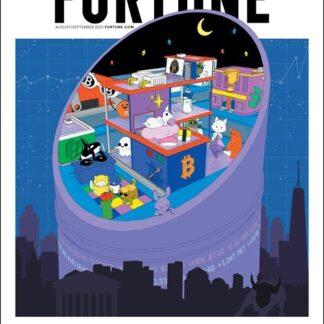 Fortune tarjous Fortune lehti