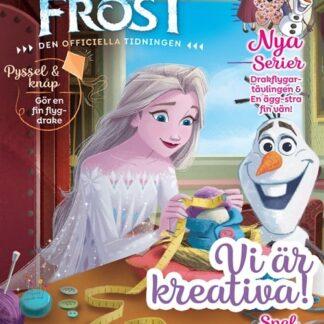 Frost tarjous Frost lehti