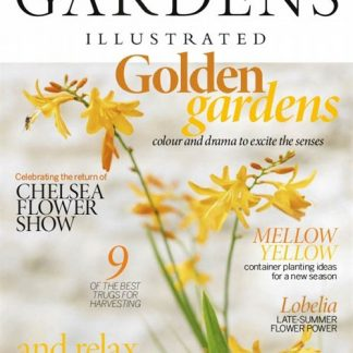 Gardens Illustrated tarjous Gardens Illustrated lehti