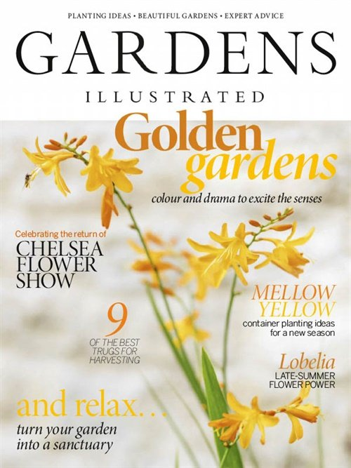 Gardens Illustrated tarjous