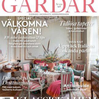 Gods & Gårdar tarjous Gods & Gårdar lehti