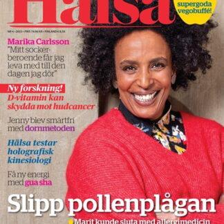 Hälsa tarjous Hälsa lehti