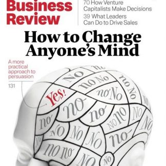 Harvard Business Review tarjous Harvard Business Review lehti