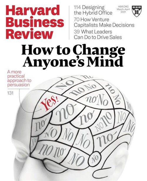 Harvard Business Review tarjous