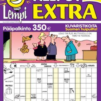 Helpot Lempi-Extra tarjous Helpot Lempi-Extra lehti