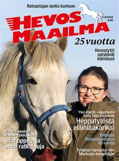 Hevosmaailma tarjous Hevosmaailma lehti