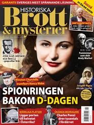 Historiska Brott & Mysterier 4 nro tarjous