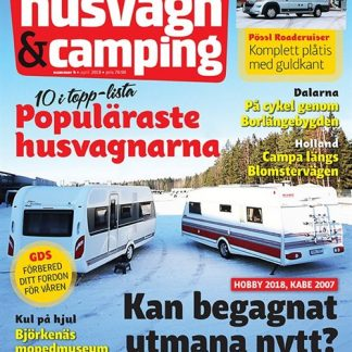 Husvagn & Camping tarjous Husvagn & Camping lehti