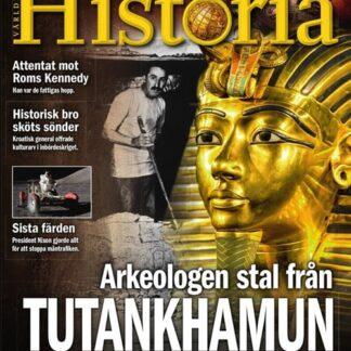 IV Världens Historia tarjous IV Världens Historia lehti