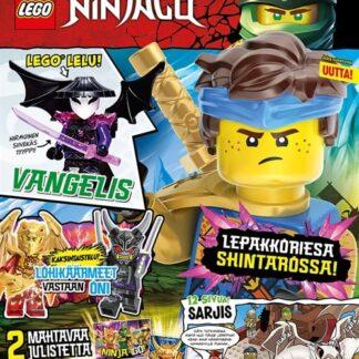 LEGO Ninjago tarjous LEGO Ninjago lehti