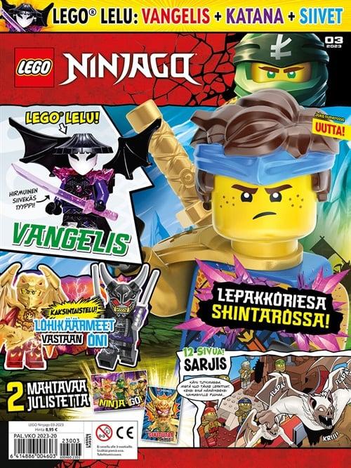 LEGO Ninjago tarjous