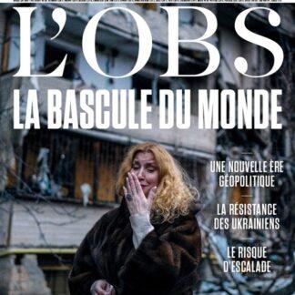 Le Nouvel Observateur tarjous Le Nouvel Observateur lehti