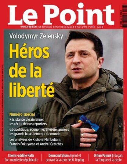 Le Point tarjous Le Point lehti