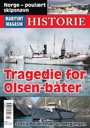 Maritimt Magasin Historie  4 nro tarjoukset