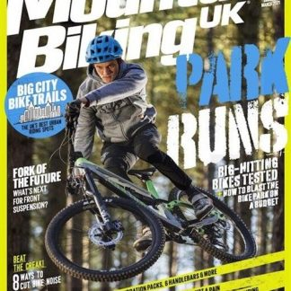 Mountain Biking UK tarjous Mountain Biking UK lehti