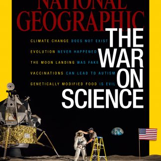 National Geographic (US) tarjous National Geographic (US) lehti