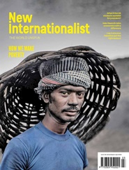 New Internationalist 6 nro tarjous