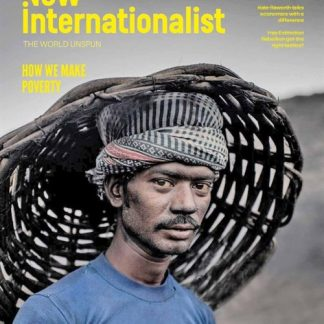 New Internationalist tarjous New Internationalist lehti