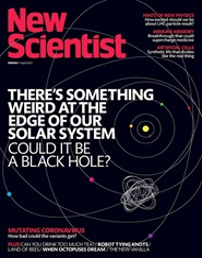 New Scientist (Print & digital) 51 nro tarjous