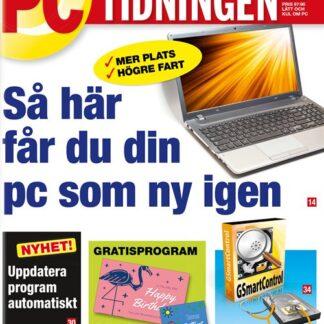 PC-Tidningen tarjous PC-Tidningen lehti
