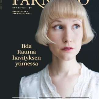 Parnasso tarjous Parnasso lehti
