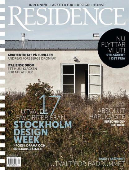 Residence tarjous Residence lehti