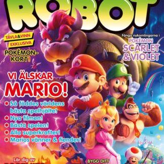 Robot tarjous Robot lehti